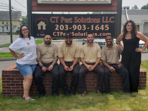 CT Pest Solutions Team